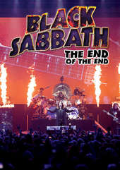 Plakatmotiv: Black Sabbath - The End of The End