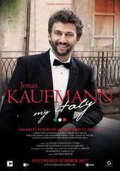 Plakatmotiv: Jonas Kaufmann - My Italy