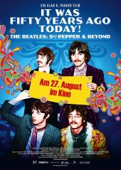 Plakatmotiv: It was fifty years ago today! The Beatles: Sgt. Pepper & Beyond