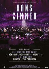 Plakatmotiv: Hans Zimmer Live