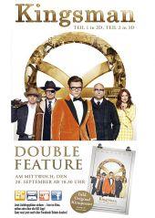 Plakatmotiv: Double Feature: Kingsman 1+2