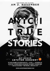 Plakatmotiv: Avicii: True Stories