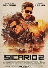 Plakatmotiv: Sicario 2