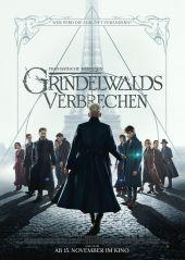 Plakatmotiv: Phantastische Tierwesen: Grindelwalds Verbrechen 3D