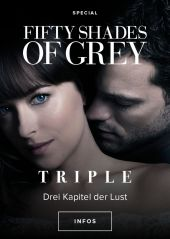 Plakatmotiv: Fifty Shades of Grey Triple