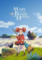 Plakatmotiv: Mary and the Witch's Flower
