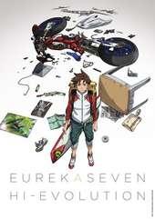 Plakatmotiv: Eureka Seven – Hi Evolution #1
