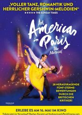 Plakatmotiv: An American in Paris - The Musical