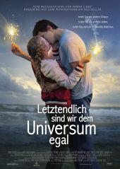 Plakatmotiv: Letztendlich sind wir dem Universum egal