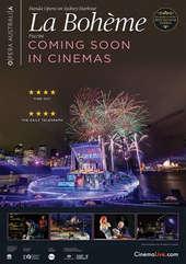Plakatmotiv: Opera Australia: Puccinis La Bohème