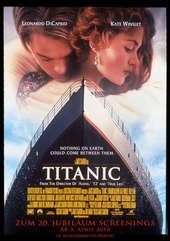 Plakatmotiv: 20 Jahre Titanic