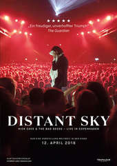 Plakatmotiv: Distant Sky - Nick Cave & The Bad Seeds Live in Copenhagen