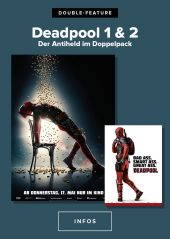 Plakatmotiv: Double Feature: Deadpool und Deadpool 2