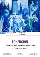 Plakatmotiv: Bayreuther Festspiele 2018: Lohengrin