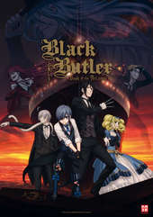 Plakatmotiv: Anime Night 2018: Black Butler