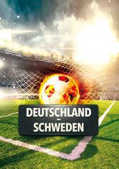 Plakatmotiv: WM 2018: GER - SWE