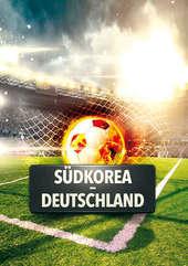 Plakatmotiv: WM 2018: KOR - GER