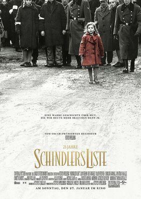 Plakatmotiv: Schindlers Liste