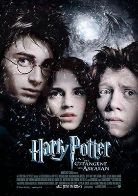 Plakatmotiv: Harry Potter und der Gefangene von Askaban