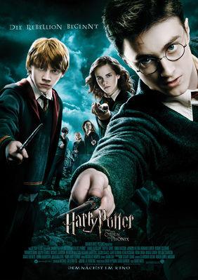 Plakatmotiv: Harry Potter und der Orden des Phoenix
