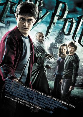 Plakatmotiv: Harry Potter und der Halbblutprinz