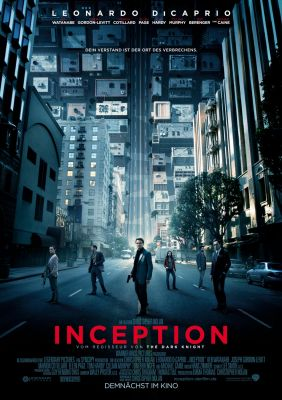 Plakatmotiv: Inception