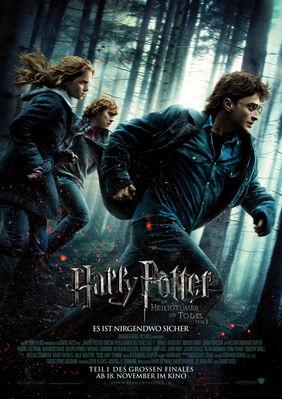 Plakatmotiv: Harry Potter und die Heiligtümer des Todes - Teil 1