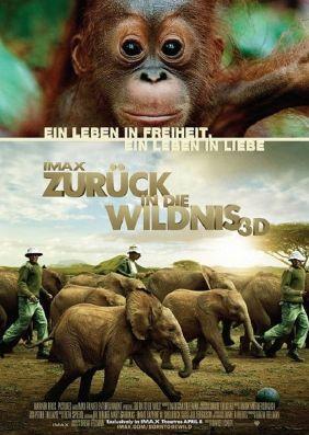 Plakatmotiv: Zurück in die Wildnis 3D