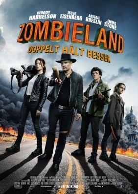 Plakatmotiv: Zombieland: Doppelt hält besser