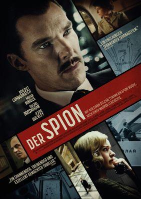 Plakatmotiv: Der Spion