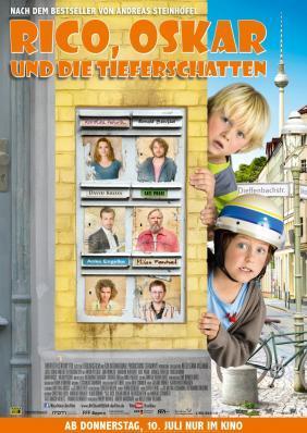 Plakatmotiv: Rico, Oskar und die Tieferschatten