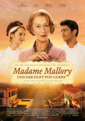 Plakatmotiv: Madame Mallory und der Duft von Curry