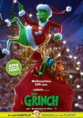 Plakatmotiv: Der Grinch
