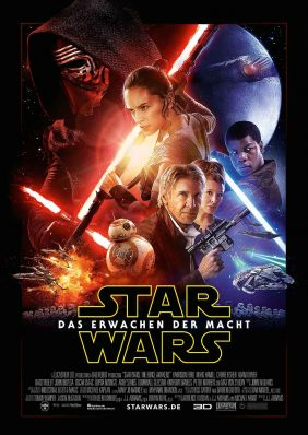 Plakatmotiv: Star Wars: Das Erwachen der Macht