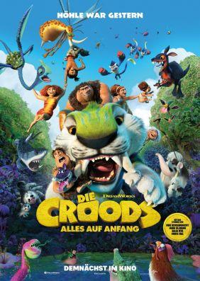 Plakatmotiv: Die Croods - Alles auf Anfang