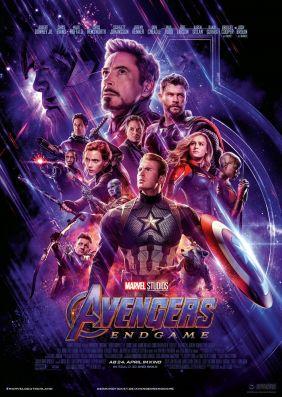 Plakatmotiv: Avengers: Endgame