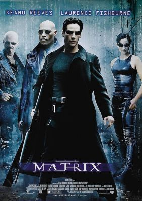Plakatmotiv: Matrix