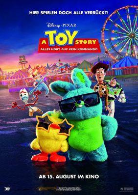 Plakatmotiv: A Toy Story: Alles hört auf kein Kommando