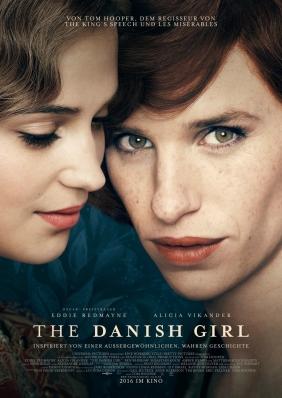 Plakatmotiv: The Danish Girl