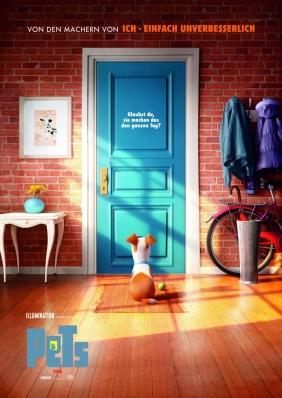 Plakatmotiv: Pets