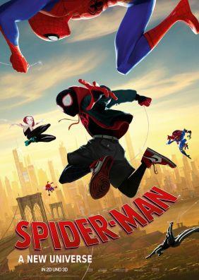Plakatmotiv: Spider-Man: A New Universe
