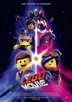 Plakatmotiv: The Lego Movie 2