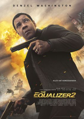 Plakatmotiv: The Equalizer 2