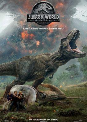 Plakatmotiv: Jurassic World: Das gefallene Königreich
