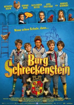 Plakatmotiv: Burg Schreckenstein