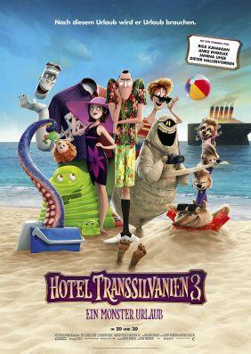 Plakatmotiv: Hotel Transsilvanien 3 - Ein Monster Urlaub