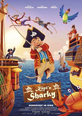 Plakatmotiv: Käpt'n Sharky