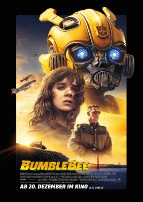 Plakatmotiv: Bumblebee