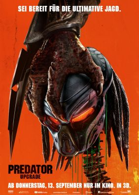 Plakatmotiv: Predator - Upgrade
