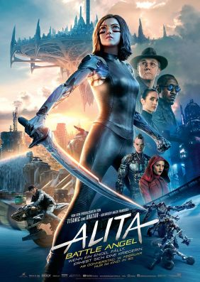 Plakatmotiv: Alita: Battle Angel